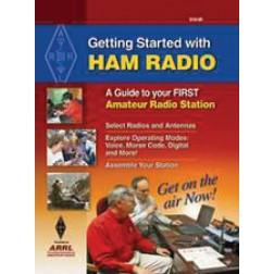 GSWHR Book, getting started w/Ham radio, ARRL