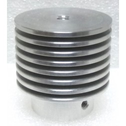 HR7  Finned Plate Cap for Transmitting tubes