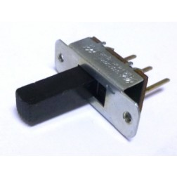 1C018 - 2 Position Slide Switch with long shaft