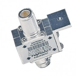 IS-B50HN-C0  Polyphaser Lightning Protector, 1.5 - 700 MHz