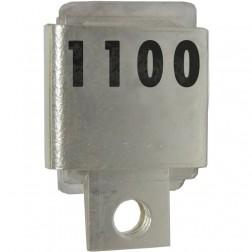 J101-1100  Metal Cased Mica Capacitor, 1100pf