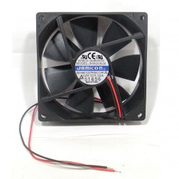 JF0925B1H  Box Fan 12vdc .35amp, Jamicon