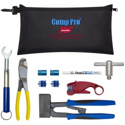 COMP-KIT400 Complete Tool Kit, Type-N Male Connector, Cable Group I, RFI