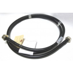 L4A-PDMDM-12  Pre-Made Cable Assembly, 12ft LDF4-50A with 7/16 DIN Male Connectors on both sides, Andrew