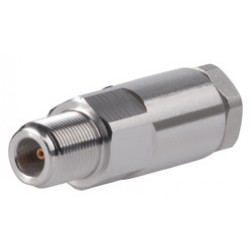 L4PNF Type-N Female Connector, LDF4-50A, Andrew / Commscope