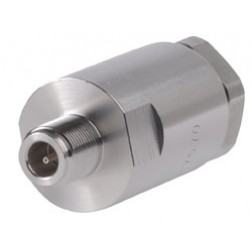 """L5PNF-RC  Type-N Female Connector for 7/8"""" Heliax, LDF5-50"""