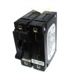 LEL11-29586-6-V Circuit Breaker, Dual AC, 50a, AIRPAX