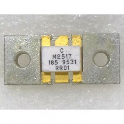 M2517 Transistor, motorola W/heat sink