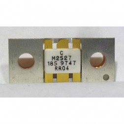M2527 Transistor, 40 watt, 800 MHz, 12v, W/mounting flange, Motorola