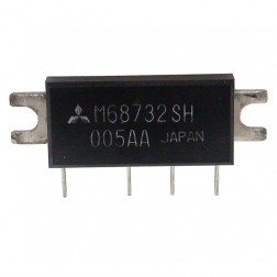 M68732SH Power Module, 7w, 490-512 MHz, Mitsubishi