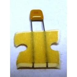 CM105-50 Ceramic Monolythic Multilayer Capacitor, 1uf 50 volt