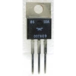 MC7809 3-Terminal 1A Positive Voltage Regulator, 9v