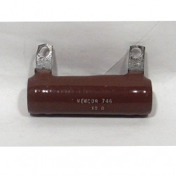 MEM25-10  Wirewound Resistor, 10 ohms 25 watts, Memcor