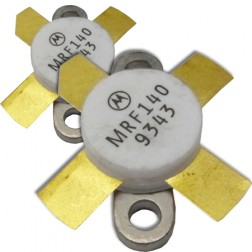 MRF140-MP Transistor, Matched Pair,150 watt, 28v, 150 MHz, Motorola