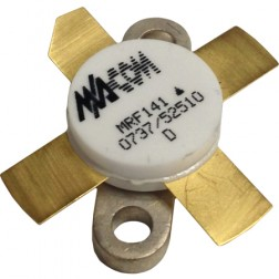MRF141-MA Transistor, RF Power FET, 150W, 175MHz, 28V, M/A-COM