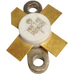 MRF148 Transistor, RF Mosfet, 30 Watt, 30 MHz, 50 volt, Motorola
