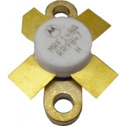 MRF148A-MOT Transistor, Linear RF Power FET, 30W, 175MHz, 50V, Motorola