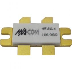 MRF151G-MA Transistor, RF Power Field-Effect Transistor, 300 W, 50 V, 175 MHz N-Channel Broadband MOSFET, M/A-COM