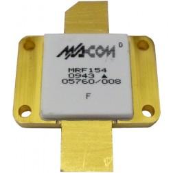 MRF154-MA Transistor, Broadband RF Power MOSFET 600W, to 80MHz, 50V, M/A-COM