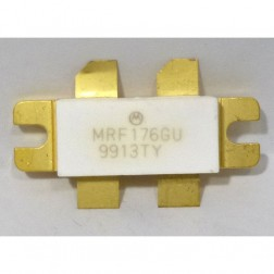 MRF176GU-MOT Transistor, RF MOSFET, 200/150W, 500MHz, 50V, Motorola