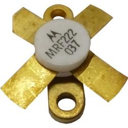 MRF222 NPN Silicon RF Power Transistor, 12.5 V, 175 MHz, 25 W, Motorola
