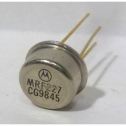 MRF227-MOT NPN Silicon RF Power Transister, 12.5 V, 225 MHz, 3.0 W, Motorola