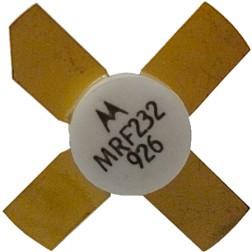 MRF232 NPN Silicon RF Power Transister, 12.5 V, 90 MHz, 7.5 W, Motorola