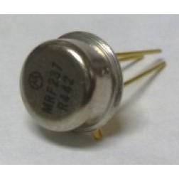 MRF237-MOT NPN Silicon RF Power Transister, 12.5 V, 90 MHz, 15 W, Motorola