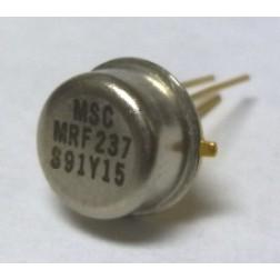 MRF237-MSC NPN Silicon RF Power Transister, 12.5 V, 90 MHz, 15 W, Microsemi