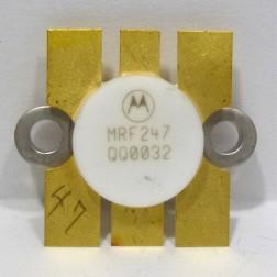 MRF247 Transistor, 12 V (See Sub TOSHIBA 2SC2782)