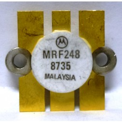 MRF248MP NPN Silicon RF Transistor, Matched Pair, 12.5 V, 175 MHz, 80 W (SRF3897), Motorola