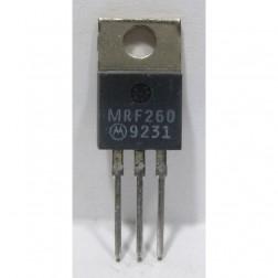 MRF260 NPN Silicon RF Power Transistor, 12.5 V, 175 MHz, 5.0 W, Motorola