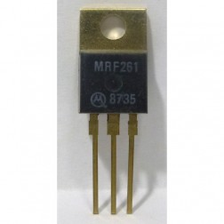 MRF261 NPN Silicon RF Power Transistor, 12.5 V, 175 MHz, 10 W, Motorola
