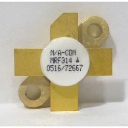 MRF314-MA NPN Silicon Power Transistor, 30W, 30-200MHz, 28V, M/A-COM