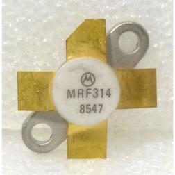 MRF314-MOT NPN Silicon Power Transistor, 30W, 30-200MHz, 28V, Motorola