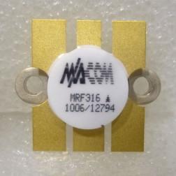 MRF316-MA NPN Silicon Power Transistor, 80W, 3.0-200MHz, 28V, M/A-COM
