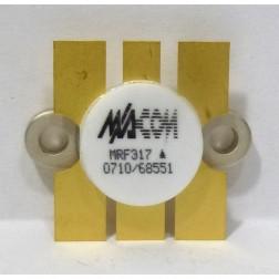 MRF317-MA NPN Silicon Power Transistor, 100W, 30-200MHz, 28V, M/A-COM