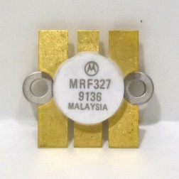 "MRF327-MOT Controlled ""Q"" Broadband Power Transistor, 80W, 100 to 500MHz, 28V, Motorola"