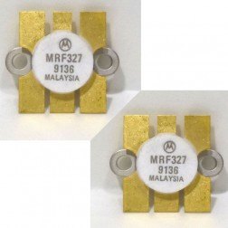 "MRF327MP Controlled ""Q"" Broadband Power Transistor, 80W, 100 to 500MHz, 28V, Matched Pair, Motorola"