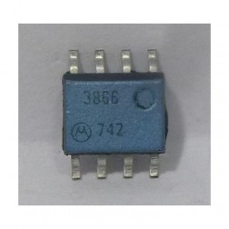 MRF3866-MOT NPN Silicon High-Frequency Transister, Motorola