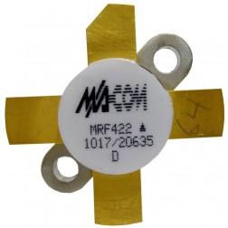 MRF422-MA NPN Silicon Power Transistor, 150 W (PEP), 30 MHz, 28 V, M/A-COM