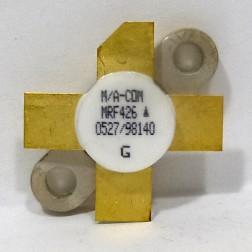 MRF426-MA NPN Silicon Power Transistor, 25 W (PEP), 30 MHz, 28 V, M/A-COM