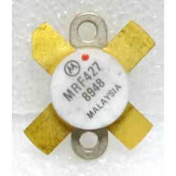 MRF427 Transistor, 50 volt, 25 watt, 30 MHz, Motorola