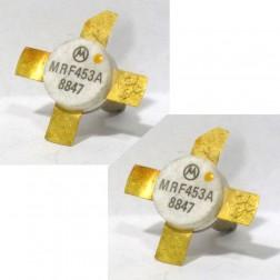 MRF453AMP Transistor, 12 volt, mpair