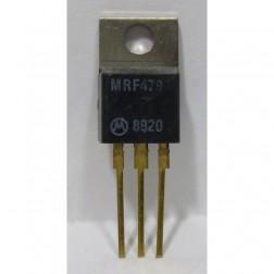 MRF479 NPN Silicon Power Transistor, 15 W, 30 MHz, 12.5 V, Motorola