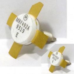 MRF492AMP NPN Silicon RF Power Transister, Matched Pair, Stud Mount, 50 MHz, 70 W, 12.5 V, Motorola