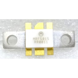 MRF5015 RF Power Field Effect Transister, RF Mosfet, N–Channel Enhancement–Mode, 512 MHz, 15 W, 12.5 V, Motorola