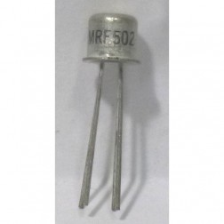MRF502 NPN Silicon High Frequency Transistor, Motorola