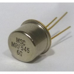 MRF545-MSC RF and Microwave Discrete Low Power Transistor, Microsemi