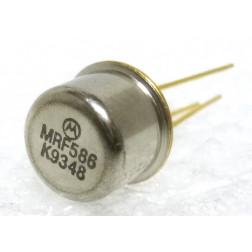 MRF586-MOT RF & Microwave Discrete Low Power NPN Silicon Transistor, Motorola
